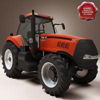 Tractor Case IH Magnum
