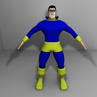 hero character x