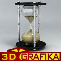 3dsmax sand clock sandclock