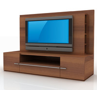 TV / Wall Unit Modern Design X_01