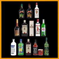 bottles 3ds