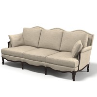 pierre sofa ensuite 3d model