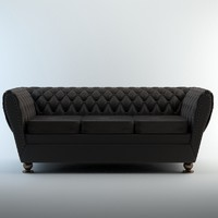 english sofa 3ds