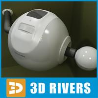 3ds max electrolux sfera