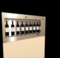 Enomatic - Wine Dispenser.max