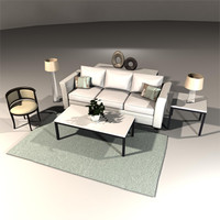 living room set