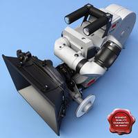 Film Camera Ariflex 535b