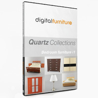 Quartz Collections: Bedroom Furniture v.1