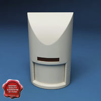 3ds max realistic motion detector