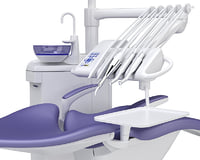 Dental apparatus Planmeca system