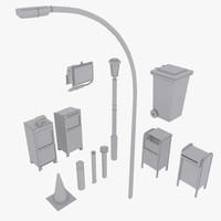 Street Element Pack