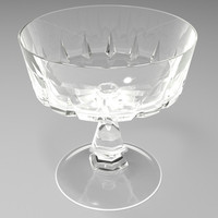 Crystal Glass Cup