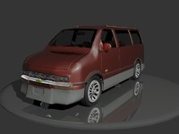 free max model chevy astro van