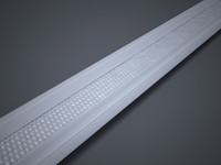 3d model decorative lath