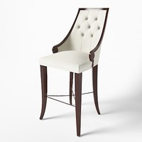christopher guy 60-0026 bar stool bistro chair