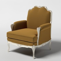 max classical chair curved