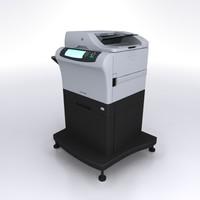 maya hp printer