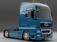 MAN TGX 4x2 (max9_Vray)