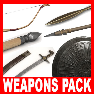 Weapons Pack