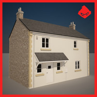 Two Storey Domestic House 10