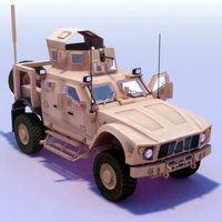 M-ATV_4x4_3DModel