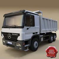 Mercedes Benz Actros 3344 k