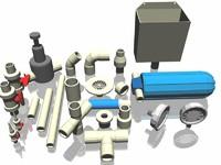 3ds pvc plumbing