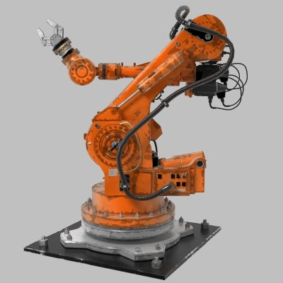 robot arm max - RobotArm.max... by Short Bus