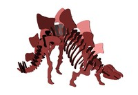 Stegosaurus_Skeleton.3dm