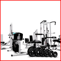 sports equipment 3d max