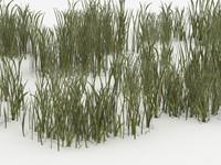 maya realistic grass