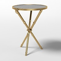 3d model ralph lauren table