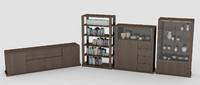3dsmax furniture cabinets