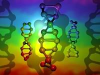 DNA Blender 3D