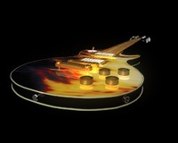 maya classic paul guitar