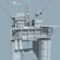 Oil Platform v 1.0