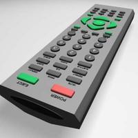 free max model remote control