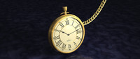 rolex pocket watch 3d 3ds
