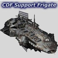 CDFsupportFrigateObj.zip
