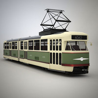 T2 Classic City Tram Long