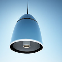 ergo suspended ceiling light 3d model