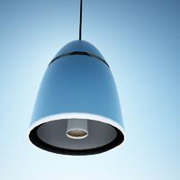 ergo suspended ceiling light 3d model