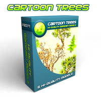 Cartoon Trees