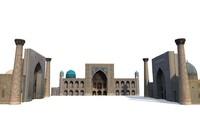 Registan Palast