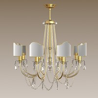 max italamp classic chandelier