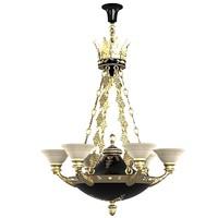 mariner 18812 chandelier 3d max