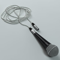 shure microphone with plug