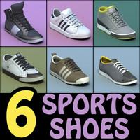 excellent sports shoes 3d max