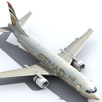 3d 737 400