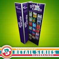 3d gift card retail -